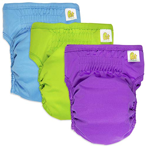 Reusable Dog Diapers Medium Male