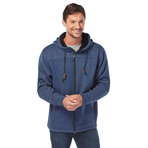 Free Country Mountain Fleece Jacket Large
