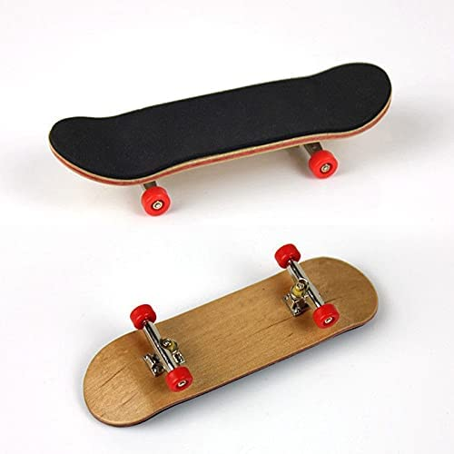 baidicheng Finger Skateboard 1 Set Fingerboard Wooden Spring new work one Ranking TOP20 after another