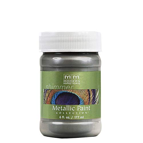 Modern Masters ME209-06 Metallic Pewter, 6-Ounce