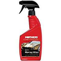 Mothers 05724 California Gold Spray Wax 24 Oz