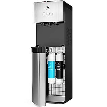 Avalon A5 Self Cleaning Bottleless Water Cooler Dispenser UL/NSF/Energy star Stainless Steel full size