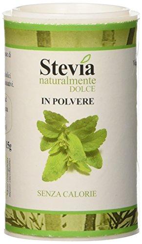 Stevia Stevia Pura in Polvere - 15 gr