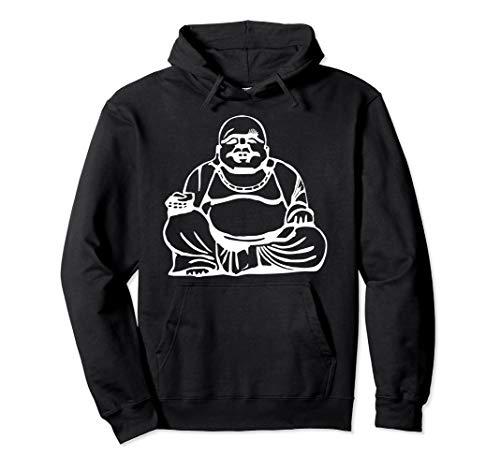 Buddha Pullover Hoodie