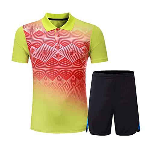 AFDLT Heren Tennis Jersey, Outdoor Casual T-Shirt, Vrouwen Trainingspak, Kind Pingpong Sportswear Set