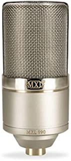 MXL Heritage Edition of the MXL 990 Cardioid Condenser Mic