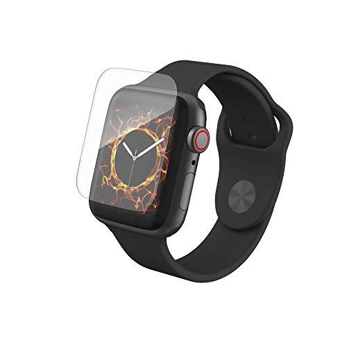 InvisibleShield HD Wet - Protector de Pantalla para Apple Watch (38 mm), Transparente