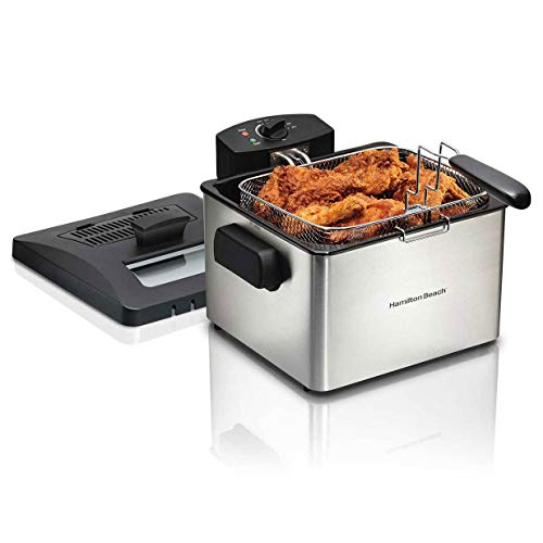 Hamilton Beach Professional-Style Deep Fryer, Model# 35042