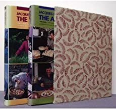 Jacques Pepin's, The Art of Cooking volumes 1&2