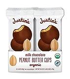 Justin's Organic Milk Chocolate Peanut Butter...