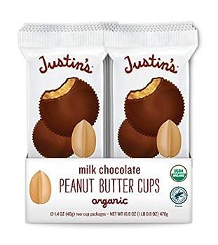 justin peanut butter cups