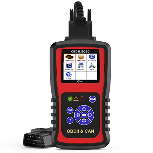 KZYEE KC301 Code Reader, Car OBD2 Scanner with Live Data Diagnostic Service Scan Tool for Check Engine Light Reset