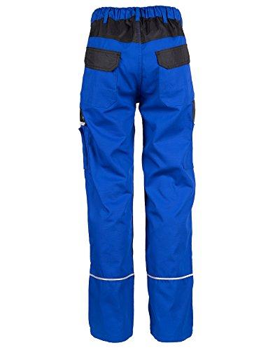 TMG® Herren Bundhose/Cargohose für Mechaniker/Klempner – strapazierfähig – Royalblau (W30 R / EU46) - 4