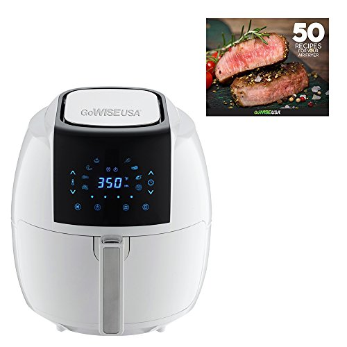 GoWISE USA GW22735 5.8-Quart 8-in-1 Air Fryer