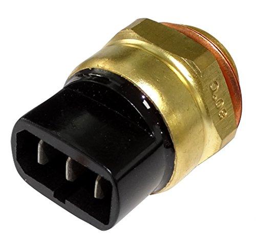 Aerzetix: Kühlmitteltemperatursensor kompatibel mit 191959481C/A80 321959481C/D80