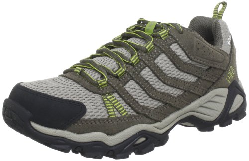 Columbia Helvatia WP - Zapatos de Senderismo de Material sintético Mujer, Color marrón, Talla 36