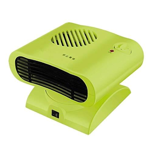 FENSHIX Mini Sacudir la Cabeza del radiador del Calentador del Calentador eléctrico...