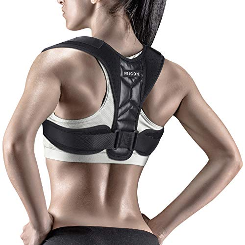 Posture Corrector for Men and Women - Upper Back Brace Straightener Posture Correction for Clavicle Support and Comfortable Posture Trainer, Providing Pain Reduce from Neck, Back and Shoulder