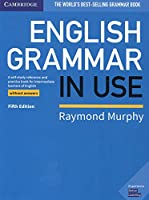 English Grammar in Use 5th edition Book without answers