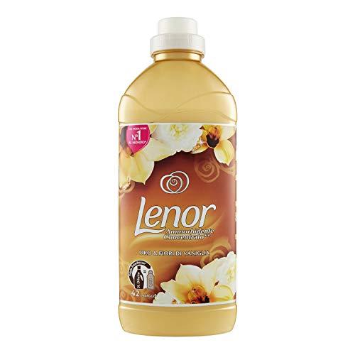 Lenor oro y vainilla flores softner 1.05L 42lavados