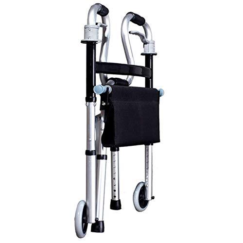 Andador Ancianos, Ayuda a La Movilidad for Desventaja Plegable Silla de Baño...