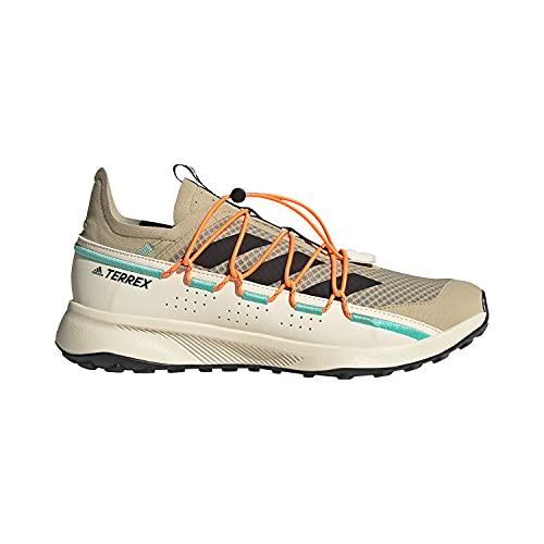 adidas Terrex Voyager 21, Zapatillas de Senderismo Hombre, Sabana/NEGBÁS/NARCHI, 44 2/3 EU