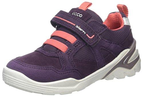 ECCO Mädchen Biom VOJAGE Sneaker, Violett (Mauve/Spiced Coral), 31 EU