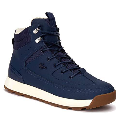 Lacoste Herren Urban Breaker Boots Boots Größe 47 EU Blau (blau)