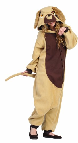 RG Costumes Men's Devin The Dog, Brown/Tan, One Size