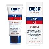 Eubos | 5% UREA Handcreme | 75ml | für trockene...