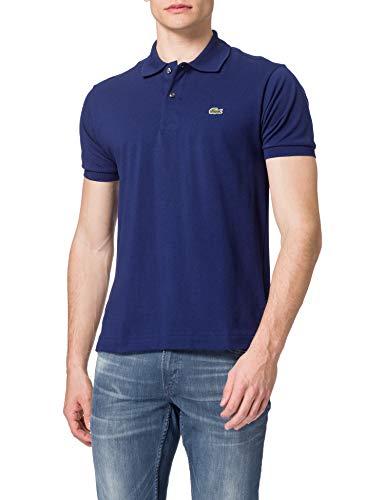 Lacoste L1212 Polo T-Shirt, Scille, L Uomo