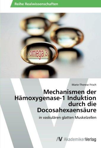 Mechanismen der Hämoxygenase-1 Induktion durch die Docosahexaensäure: in vaskulären glatten Muskelzellen