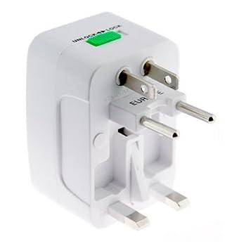 SELNA All in One International World Travel Home Wall Plug Converter AC Charger Power Adapter for Net10 / Straight Talk / Tracfone ZTE Merit - ZTE Midnight - ZTE Savvy - ZTE Valet - ZTE Whirl / 2 - ZTE Illustra - ZTE Unico LTE - ZTE Majesty - ZTE Solar / Nubia Mini / Avail 2