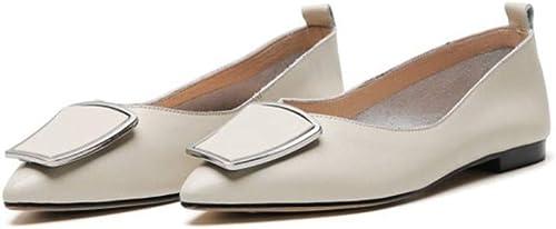 Mocassins Femme chaussures Style Casuel Confort Chaussures Loafers Cuir Souple pour Les Loisirs