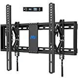 Mounting Dream Tilting TV Wall Mount for 42-70 inch TVs, Tilt TV Mount with 7.16' Advanced Extension Arm, TV Wall Mount Bracket with VESA 600×400mm, Fits 16-24 inch Wood Studs and Holds up to 100LBS