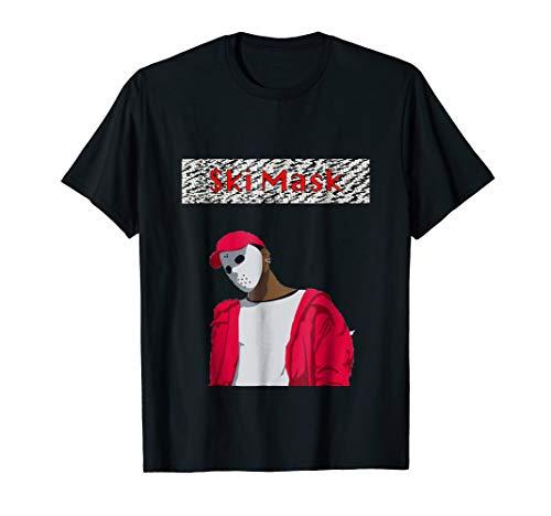Ski Mask logo style shirt