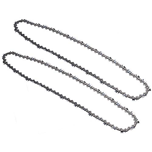 Coolwind (2 Pack H78 Chainsaw Chain 20-Inch.050 Gauge.325