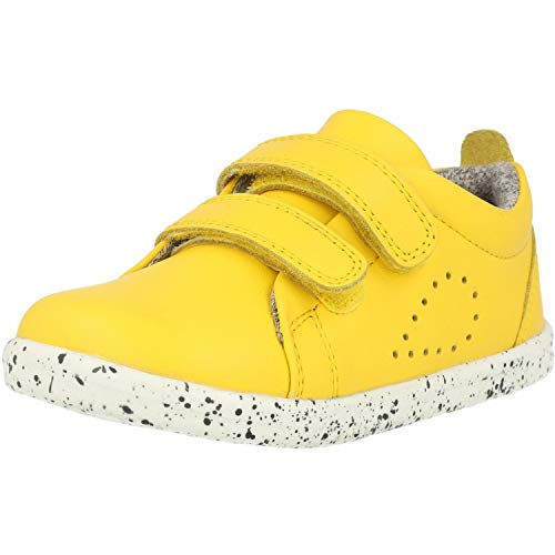 Bobux i-Walk Grass Court Gelb (Lemon) Leder 23 EU