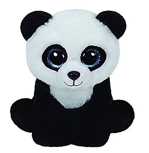 TY panda Peluche, juguete, 15 cm (United Labels Ibérica 41204TY) , color/modelo surtido