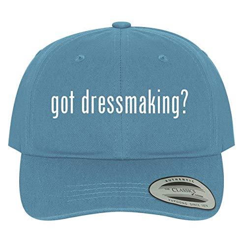 BH Cool Designs got Dressmaking? - Men's Soft & Comfortable Dad Baseball Hat Cap, Light Blue, One Size