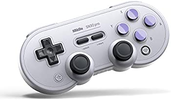 8Bitdo Sn30 Pro Bluetooth Nintendo Switch Gamepad