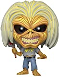 Funko- Pop Rocks: Iron Maiden-Killers (Skeleton Eddie) Juguete Coleccionable 45980 Multicolour Stand...