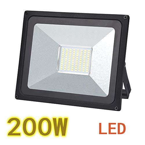 Spotlight met, LED-wandlamp, waterdicht, super helder, vierkante schijnwerper, voor buiten, reclameverlichting, schildprojector, zoekschijnwerper, IP65 aluminium, veiligheidslicht, LED-schijnwerper