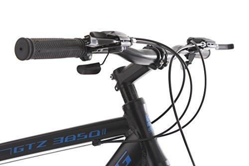 KS Cycling Mountainbike Hardtail GTZ RH 56 cm Fahrrad schwarz/Blau 26 Zoll - 5