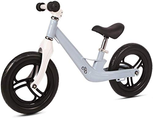 TBCHE ZAQ Blue Balance Bike für 2/3/4/5/6/7 Year Old Boy - Push Bikes für Kleinkinder/No Pedal Scooter Fahrrad