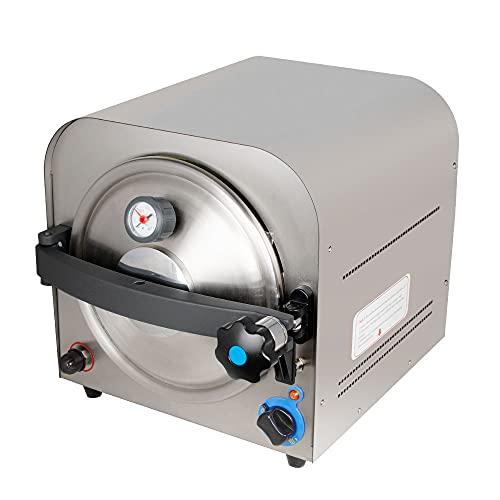 14L Lab Steam Equipment 900W Lab Equipment US Shipping 110V