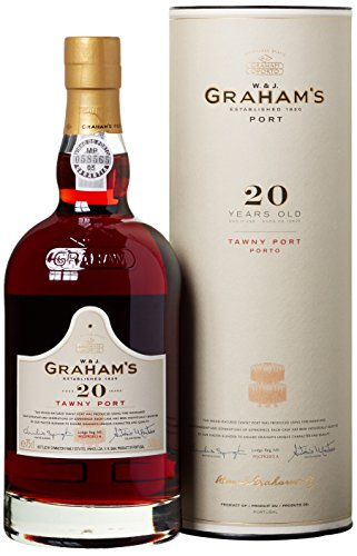 Graham's Tawny Port 20 Years Lieblich (1 x 0.75 l)