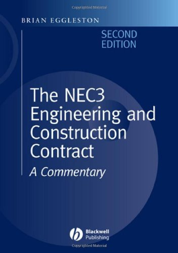 The NEC 3 Engineering and Construction Contract: A Commentary (English Edition)