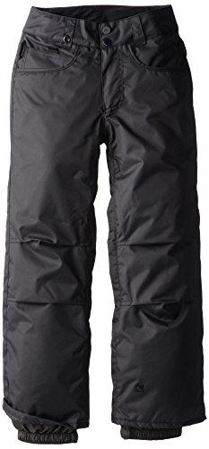 Quiksilver Jungen Snowboard Hose State Y Pants, Caviar, L