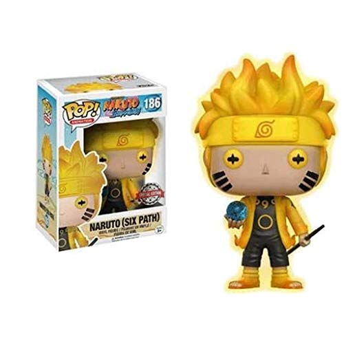 YPPY Pop Animation : Shippuden Naruto(Six Path) 3.75inch Vinyl Gift for Anime Fans